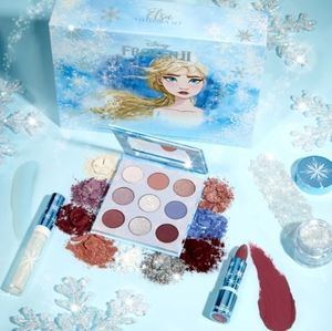 ❄BNIB❄Colourpop Disney Frozen Elsa Collection/Kit